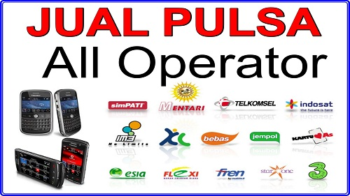 supplier software pulsa