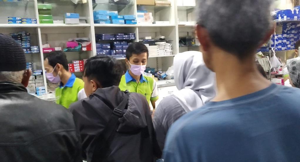 Akibat Virus Corona Harga Masker Melonjak di Berbagai Negara