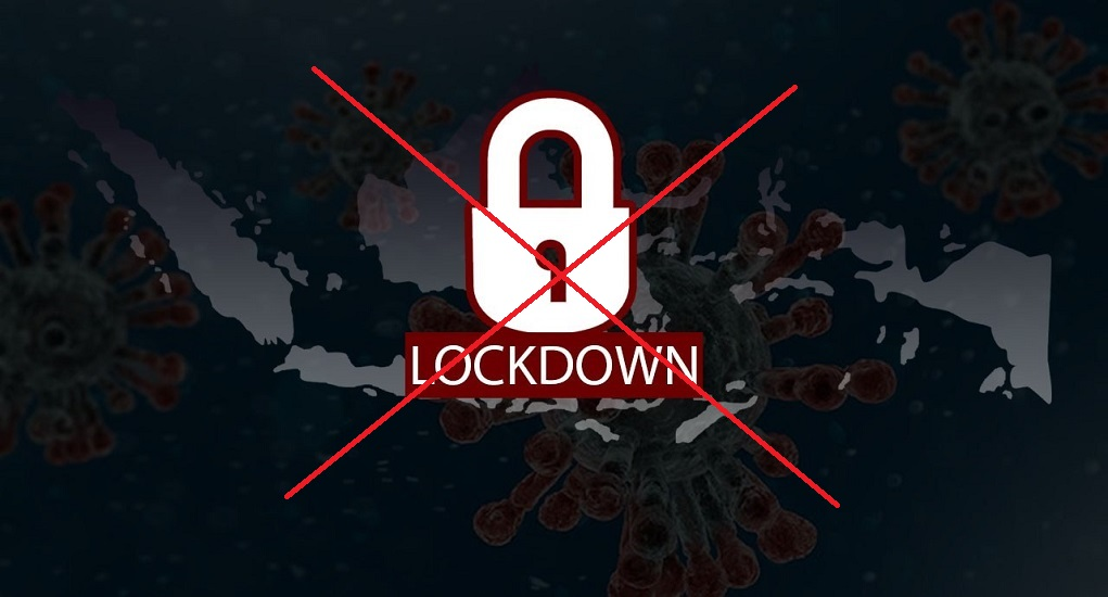 Indonesia tanpa Lockdown, Mengapa
