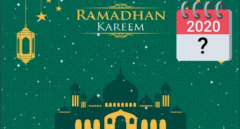 Siapkan Diri Sambut Bulan Ramadhan 2020