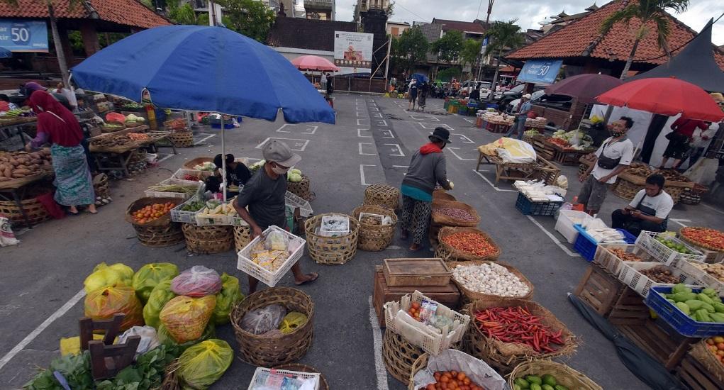 6 Tips Aman Belanja di Pasar Tradisional Selama Pandemi