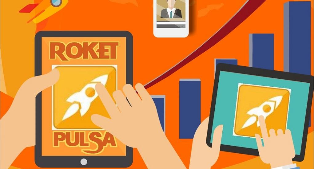 Bisnis Pulsa Lebih Menguntungkan dengan Aplikasi Roket Pulsa
