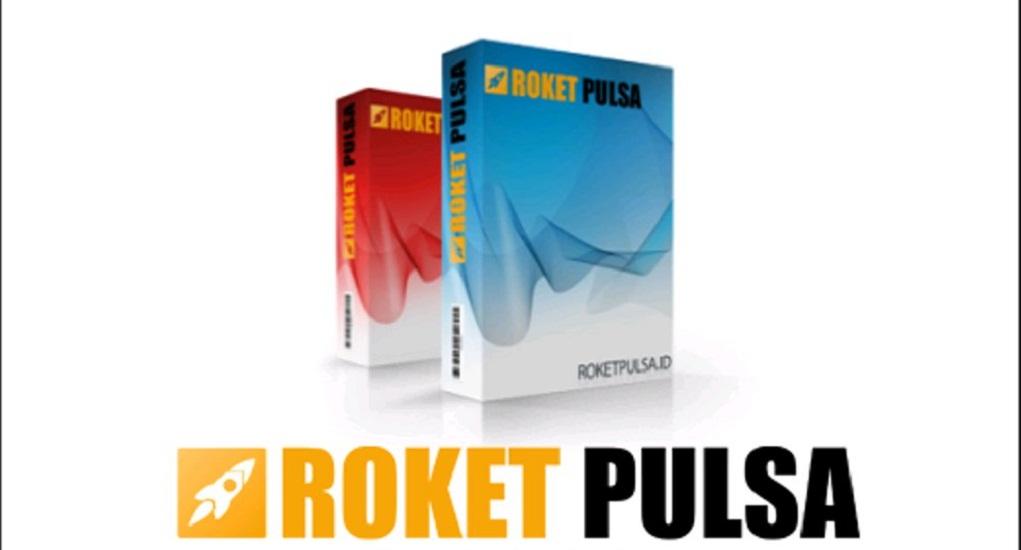 Roket Pulsa, Software dengan Fitur Terlengkap dan Harga Termurah